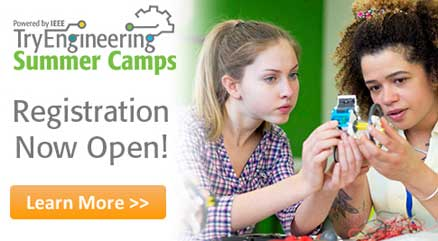 TryEngineering Summer Camps